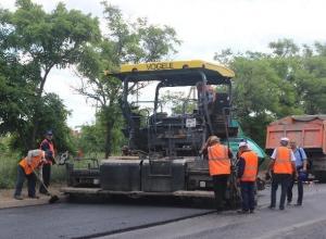 Александрова и Оломоуцкую готовят к дорожному ремонту в Волжском