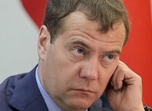 Из-за визита Дмитрия Медведева в Волжском усилили меры безопасности на острове Зеленый