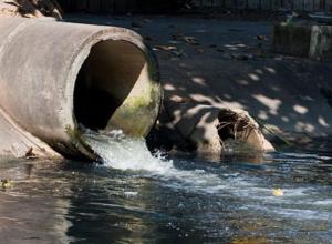 «Среднеахтубинские Тепловые сети» сбрасывали сточные воды в пруд