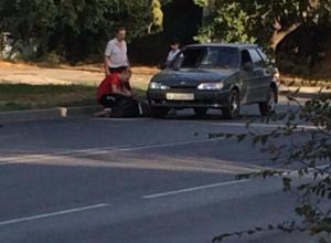 62-летняя женщина пострадала под колесами «четырнадцатой» в Волжском