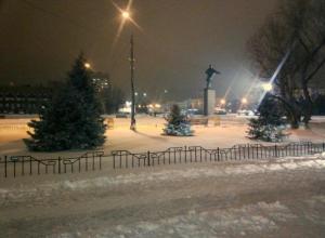 Морозная погода вернется в Волжский