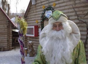 Работу резиденции Деда Мороза в Волжском продлили до 15 января