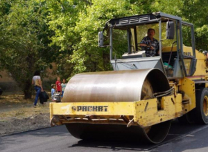 Около 150 миллионов рублей запланировали потратить на ремонт автодорог в Волжском