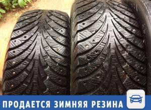 Волжским автомобилистам предложили купить зимнюю резину