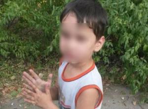 Пятилетнего мальчика, разгуливающего по городу в одиночестве, встретила волжанка
