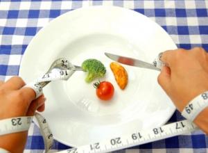 На одной диете далеко не уедешь