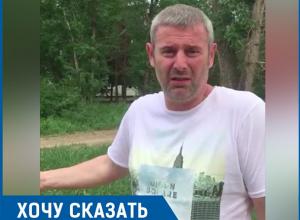 Многолетний лес уничтожают ради новых домов в Киляковке, - среднеахтубинец