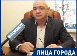 Мы видим экологическое состояние в Волжском каждые 20 минут, - Олег Горелов