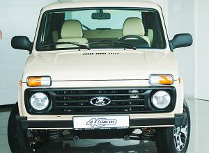 40-летие «Нивы» отметили в автосалоне официального дилера LADA компании Мир Авто в Волжском