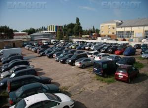 На весь Волжский работают 5 городских стоянок