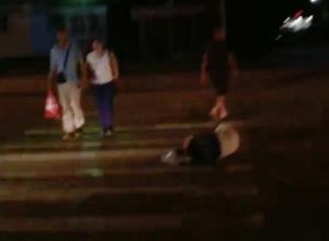 Игры с жизнью устроили подростки на проезжей части в Волжском