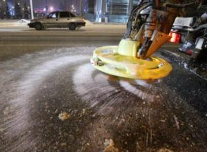 «Жидкую» соль закупает мэрия Волжского за 1,6 миллионов