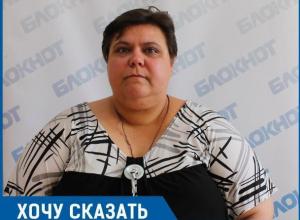 Мы потеряли две квартиры и частный дом после обращения к волжским риелторам, - Татьяна Платонихина