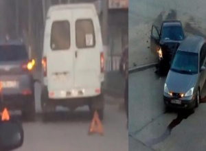 Утро понедельника началось с двух аварий в Волжском