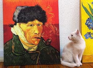 Водил меня Серёга на выставку Ван Гога: картины великого художника покажут в Волжском