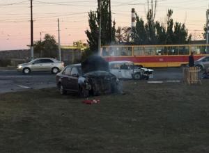 Пять человек пострадали в ДТП за сутки в Волжском