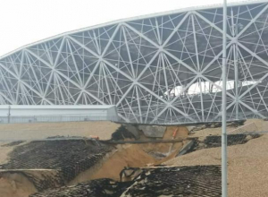Стадион «Волгоград Арена» : строительство и неудачи