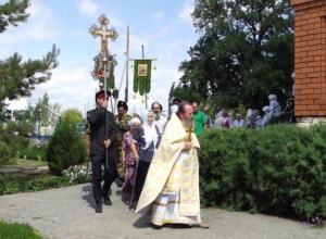 Мощный велопробег решила организовать православная церковь в Волжском