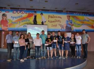 Клубы «Инари» и «Юнна» получили средства на реализацию своих проектов в Волжском
