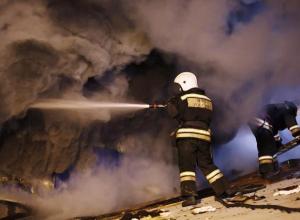Неисправная электоропроводка стала причиной пожара в Волжском