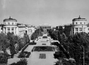 Фонтанку в Волжском в советское время переименовывали в улицу 50 лет Октября