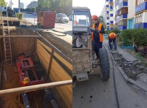 МУП «Водоканал» завершает подготовку коммунальных сетей Волжского к зиме