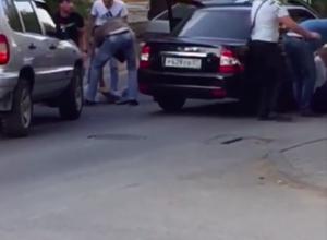 Устрашающие кадры задержания волжской «мафии» попали на видео