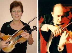 Старинную скрипичную музыку совершенно бесплатно предложили послушать волжанам