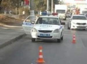 Пассажирка пострадала в столкновении «Мерседеса» и «Пежо» на Волжской ГЭС