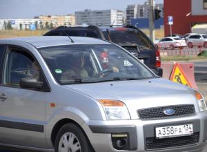Волжским автомобилистам предложили на один день отказаться от личных машин