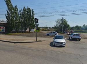 Улицу Александрова в Волжском решили продлить до берега реки