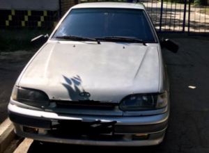 Хулиганы разделались с чужим авто за пару часов в Волжском