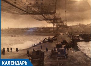 Календарь Волжского: 9 декабря новый этап в строительстве ГЭС