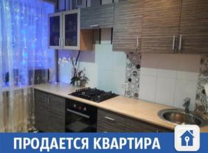 В Волжском продается однокомнатная квартира