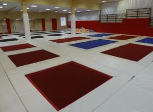 Новый спортивный комплекс «Галактика» открылся в Волжском
