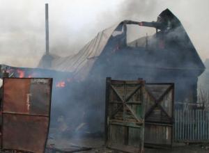 Из-за мусора и сухой травы в Волжском произошло почти 50 пожаров с начала 2017 года