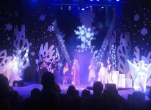 Волжане попали в первую новогоднюю сказку ДК «ВГС»