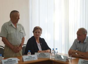 «Единороссы» утвердили список кандидатов в депутаты в Волжском