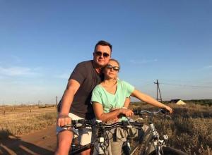 Экс-участница Дома-2 Наталья Варвина показала мужу волжские просторы