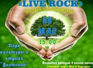 Волжан пригласили потусить на рок-концерте в Волжском