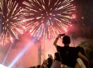 Власти Волжского пообещали фейерверк на День города