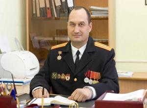 Нового директора назначили в кадетскую школу Волжского