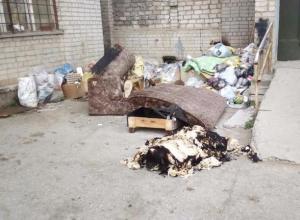 Волжская УК решила травить жильцов многоэтажки запахом от гниющей свалки