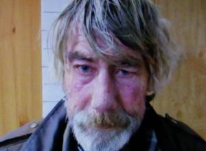 Бородатый мужчина с родинкой на спине сбежал из спецприемника в Волжском  и пропал