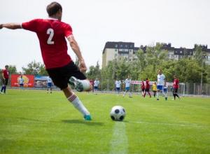 В Волжском будет жарко в день большого футбола