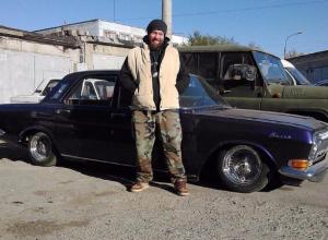 Советскую рухлядь волжанин превращает в крутые авто в стиле Muscle car