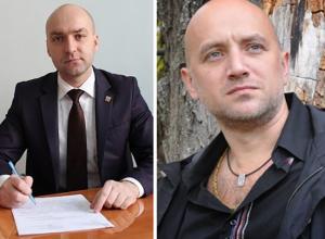 Одно лицо: чиновник Волжского Андрей Попов похож на Захара Прилепина