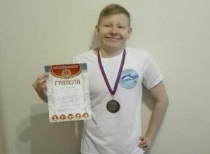 Волжский пловец вошел в сборную на Всероссийские соревнования в Санкт-Петербурге