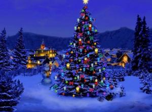 Массу новогодних городских мероприятий подготовили для волжан на праздники