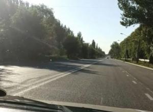 Волжские автолюбители жалуются на новую дорожную разметку на Кирова